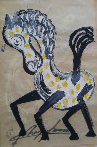 """Jesus """"Chucho"""" Reyes Ferreira, 'Golden Spots', 1970-1979"""
