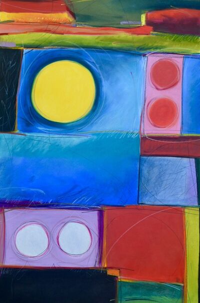 Jo-Ann Acey, 'Moon Series, number 7', 2016