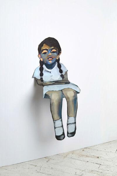 Anna Navasardian, 'Sitting Girl 2', 2016