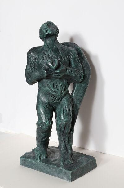Sandro Chia, 'Angel with Heart', ca. 1980