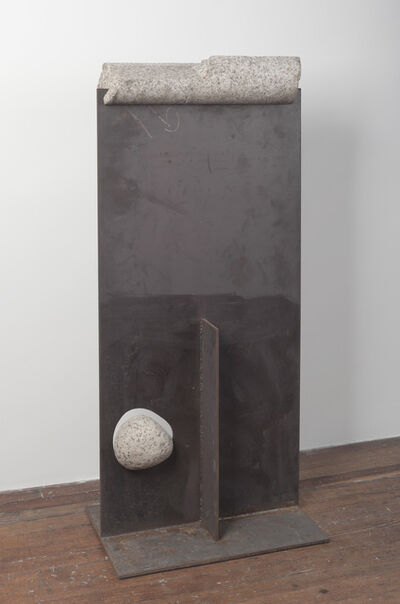 Isamu Noguchi, 'Two Stones,', 1982