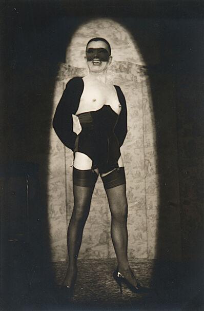 Pierre Molinier, 'Senza titolo (Autoritratto mascherato)', 1970s