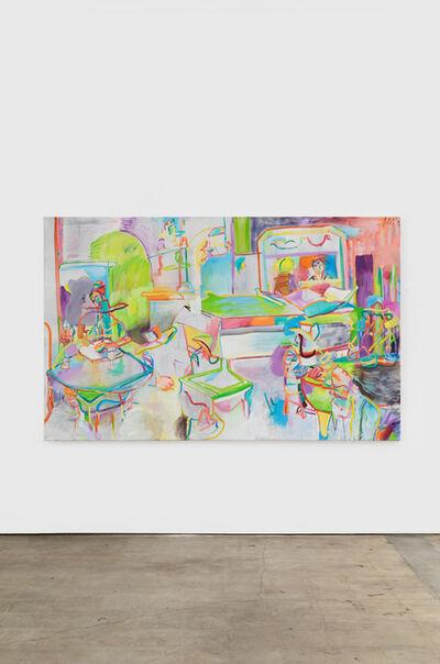 Gerlind Zeilner, 'Sperlsaloon', 2019