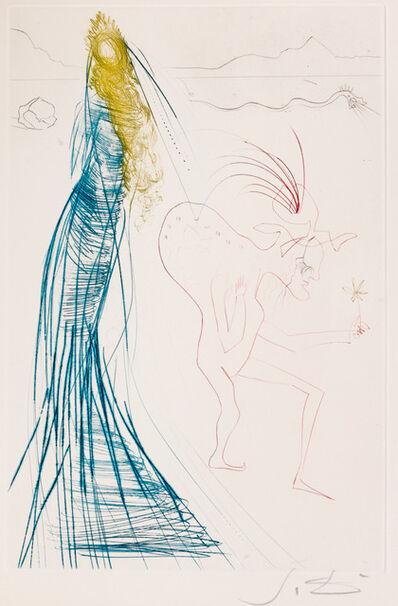 Salvador Dalí, 'Frocin, the Bad Dwarf', 1970