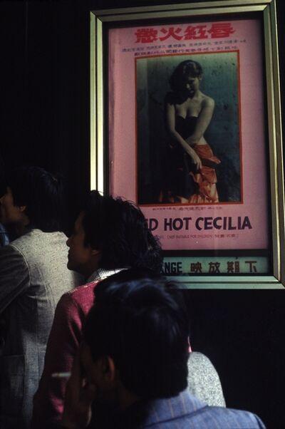 Greg Girard, 'Red Hot Cecilia, Yaumatei', 1983