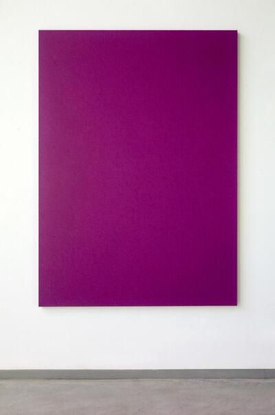 Sonia Costantini, 'Magenta trasparente', 2008