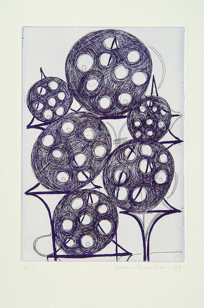 Joanne Greenbaum, 'Untitled ', 2004