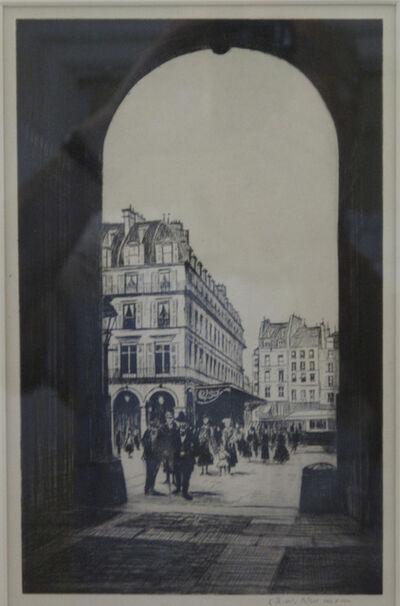 Christopher Richard Wynne Nevinson, 'Le Louvre', 1922