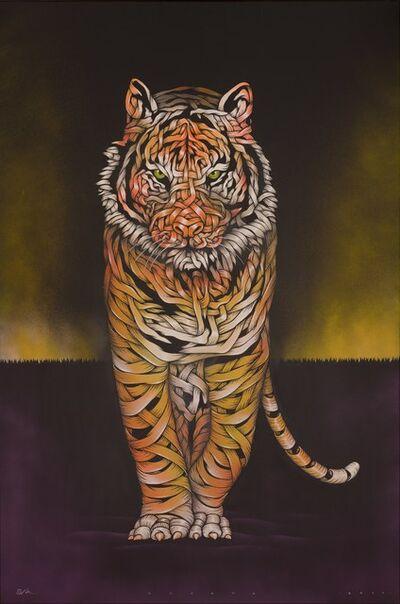 Otto Schade, 'Tiger threat ', 2018
