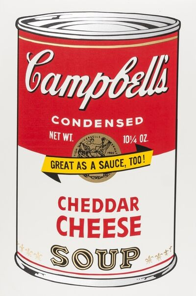 After Andy Warhol, 'Campbell's Soup II (Sunday B. Morning)'