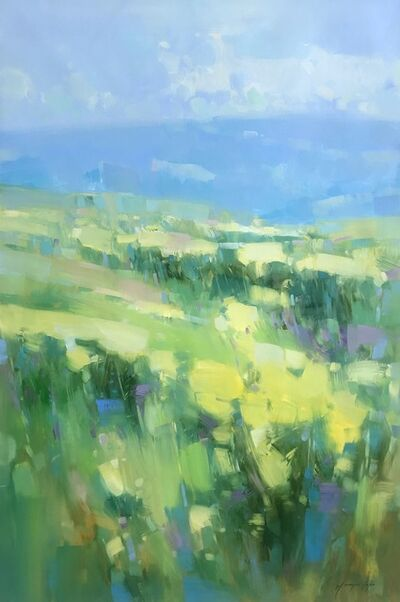 Vahe Yeremyan, 'Flowers Valley', 2020
