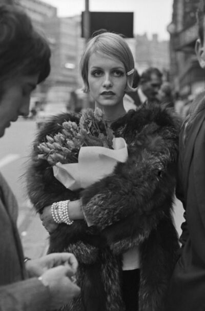 Terry O'Neill, 'Twiggy, London', 1967