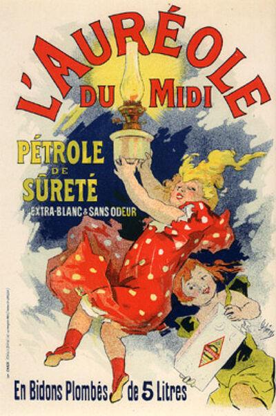 Jules Chéret, 'L'Aueole du Midi', 1895-1900