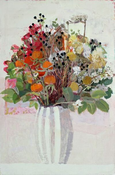Sydney Licht, 'Still Life with Flowers', 2015