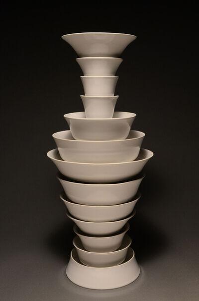 George Jae Hyun Cho, 'Ceremonial Bowls 14', 2014