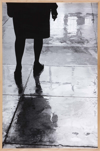 Helena Almeida, 'Bañada en lágrimas #18', 2009