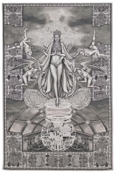 Margret Eicher, 'Assunta (nach Tizian)', 2020
