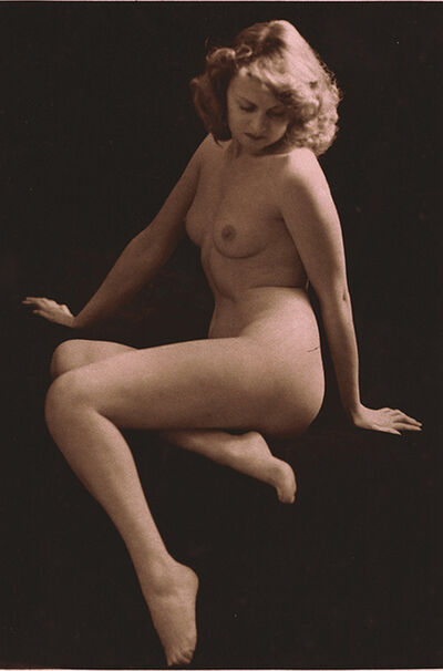 Laure Albin-Guillot, 'Female Nude', 1930s/1930s