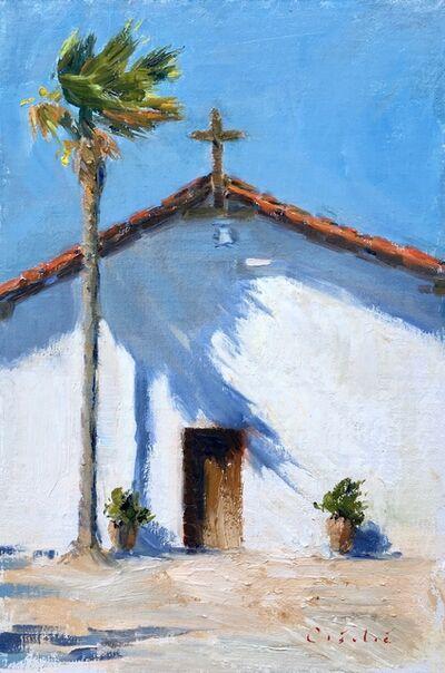 Tina Orsolic Dalessio, 'Mission Nuestra Senora de la Soledad', 2019