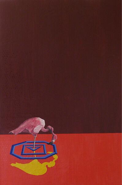 Jean-Yves DU BOISPEAN, 'Mirage Hallucinatoire', 2017