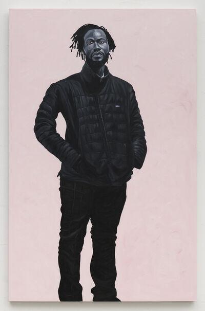 Otis Kwame Kye Quaicoe, 'The Artist I. Amoako Boafo', 2019