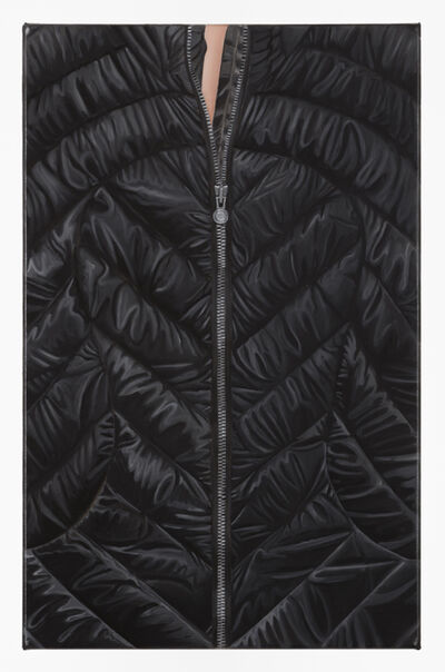 Jan Murray, 'Black Vest (Puff)', 2015