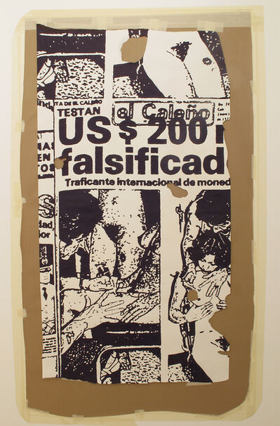 Felipe Cortés, 'Documento: TIMF', 2011