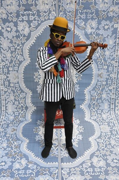 Hassan Hajjaj, 'Mr. Toliver', 2010