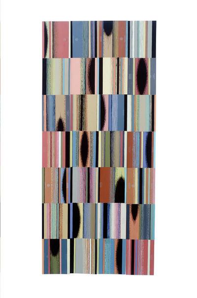 Mercedes Elena González, 'Dilatante (Small Tapestry VI)', 2015-2019
