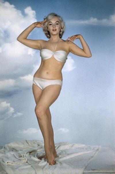 Eve Arnold, 'US actress Marilyn Monroe (Los Angeles, California)', 1960