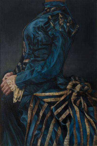 Lia Kazakou, 'untitled', 2016-17