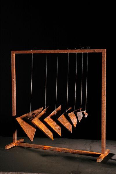 Etienne Krähenbühl, '7 triangles', 2004