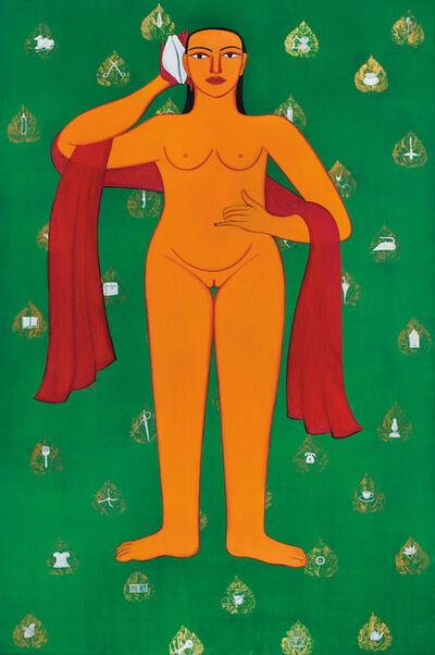 Rekha Rodwittiya, 'Untitled', 1999