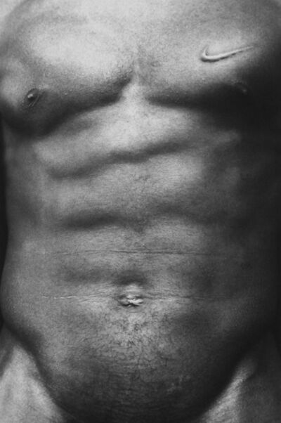 Hank Willis Thomas, 'Branded Chest', 2003