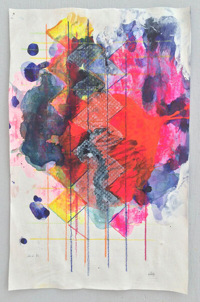 Anne Sherwood Pundyk, 'Burn', 2015