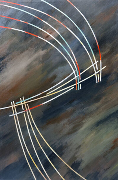 """Joseph Hawa, '""""Losing Gravity, #6""""', 2003-2004"""
