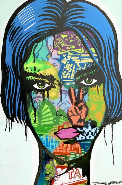 Szabotage, 'Green eyes', 2019