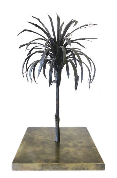 Douglas White, 'Black Palm ', 2018