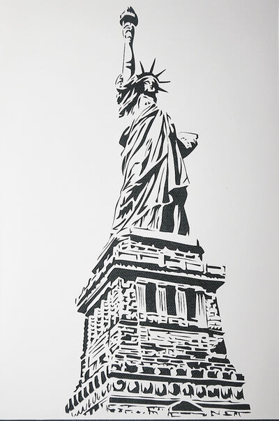 Thomas Witte, 'Statue of Liberty, 1960's', 2015