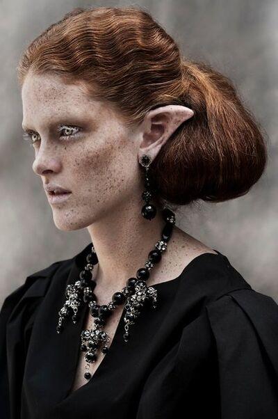 Léa Bon., 'Lady of Naggaroth 2', 2015