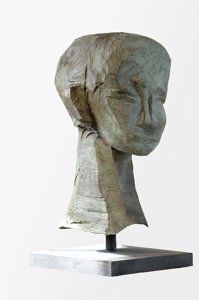 Dietrich Klinge, 'Kopf o.T. ( 165)', 2008