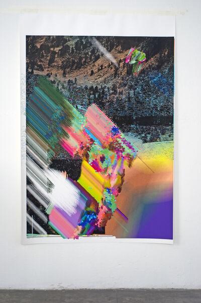 """Enrique Radigales, ''Landscape + Ruins"""" #2', 2011"""