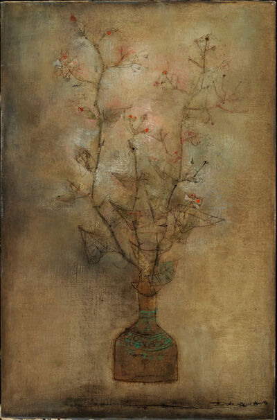 Zao Wou-Ki 趙無極, 'Fleurs 花', 1952