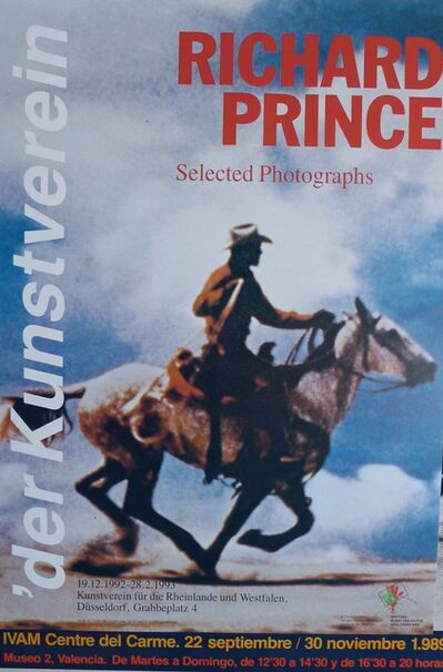 Richard Prince, 'Selected Photographs', 1992