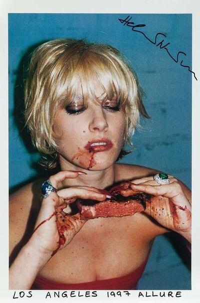 Helmut Newton, 'Los Angeles Allure', 1997