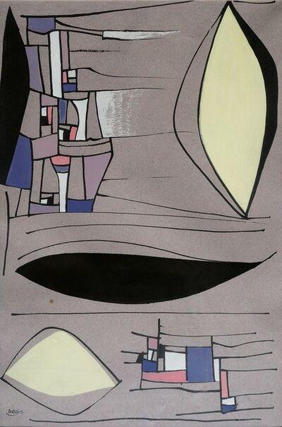 Piero Dorazio, 'Composizione', 1952