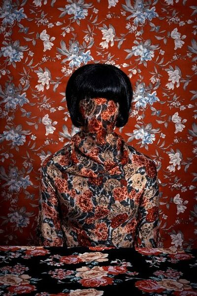 Romina Ressia, 'Red Flowers', 2014