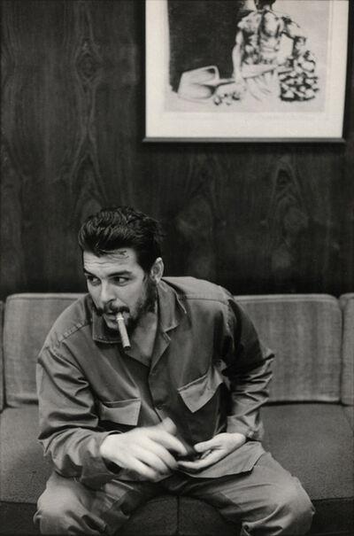 Elliott Erwitt, 'Che Guevara Interview, Havana, Cuba', 1946