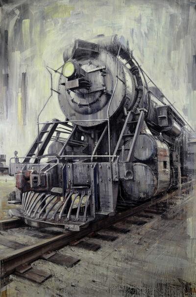 "Valerio D'Ospina, '""U.S. Locomotive""', 2017"