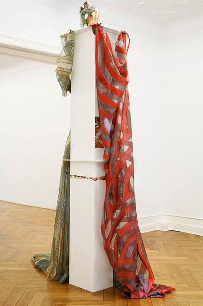 Isa Genzken, 'Wind (C)', 2009